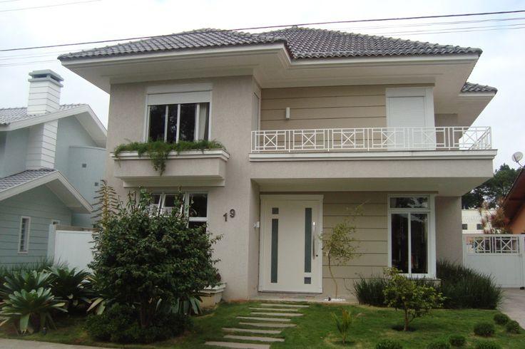 Grafiato externo fachada