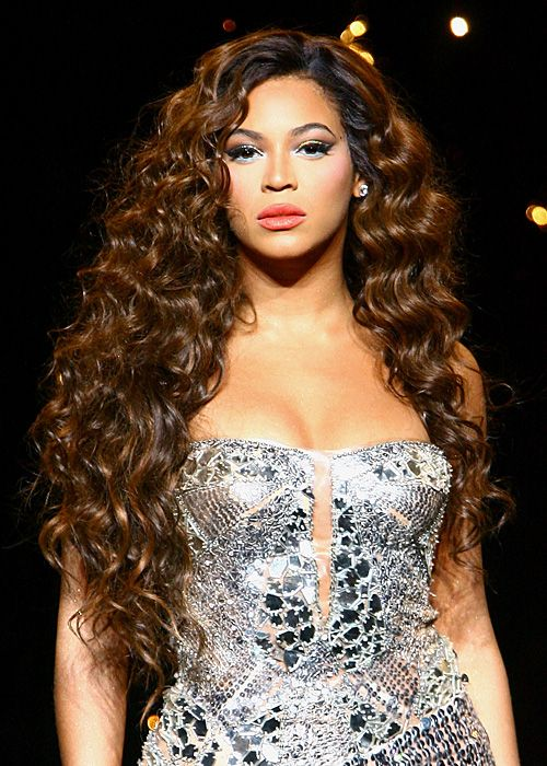 Beyonce's hair inspires my curls!