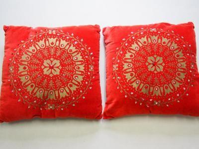 ozdobne poduszki na Feegle