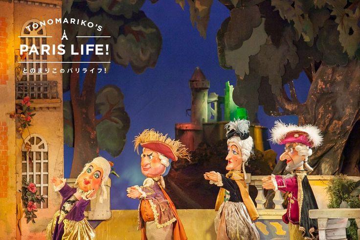 パリ 人形劇 - Google 検索