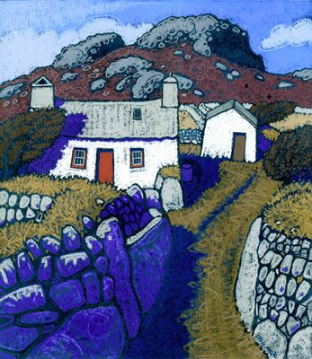 GARN FAWR* Chris Neal - I just want to go home to it:)