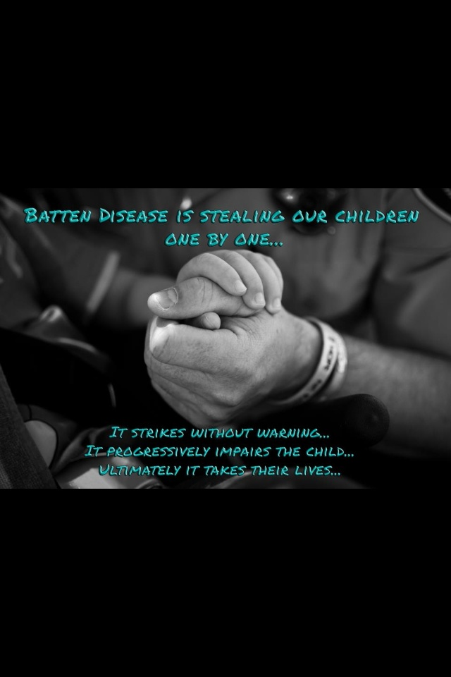 battens disease A note from co-founder kristen gray our daughter, charlotte laurel gray was born on december 5, 2010 as parents, we.