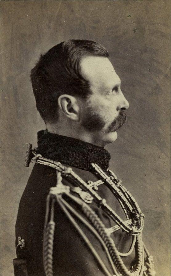 Emperor Alexander II of Russia, late 1850s