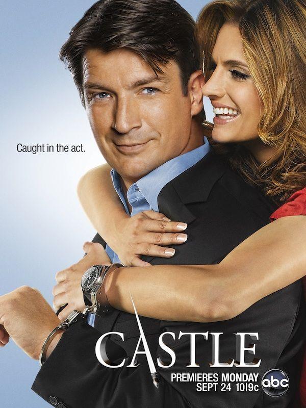 castle spoilers exclusive look castle s season 5