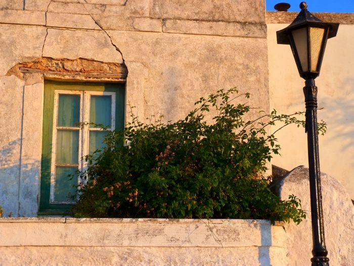 Architecture of Spetses