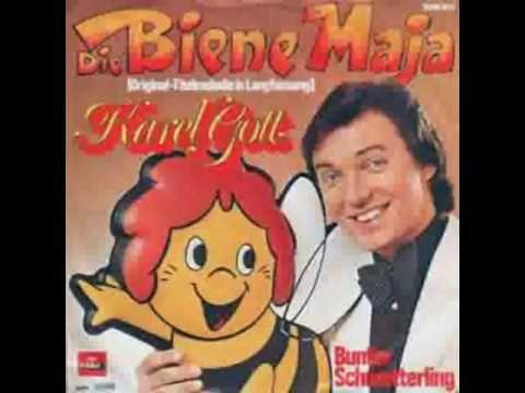 Karel Svoboda - 1977 - La Abeja Maya (Die Biene Maja) (Full Album)