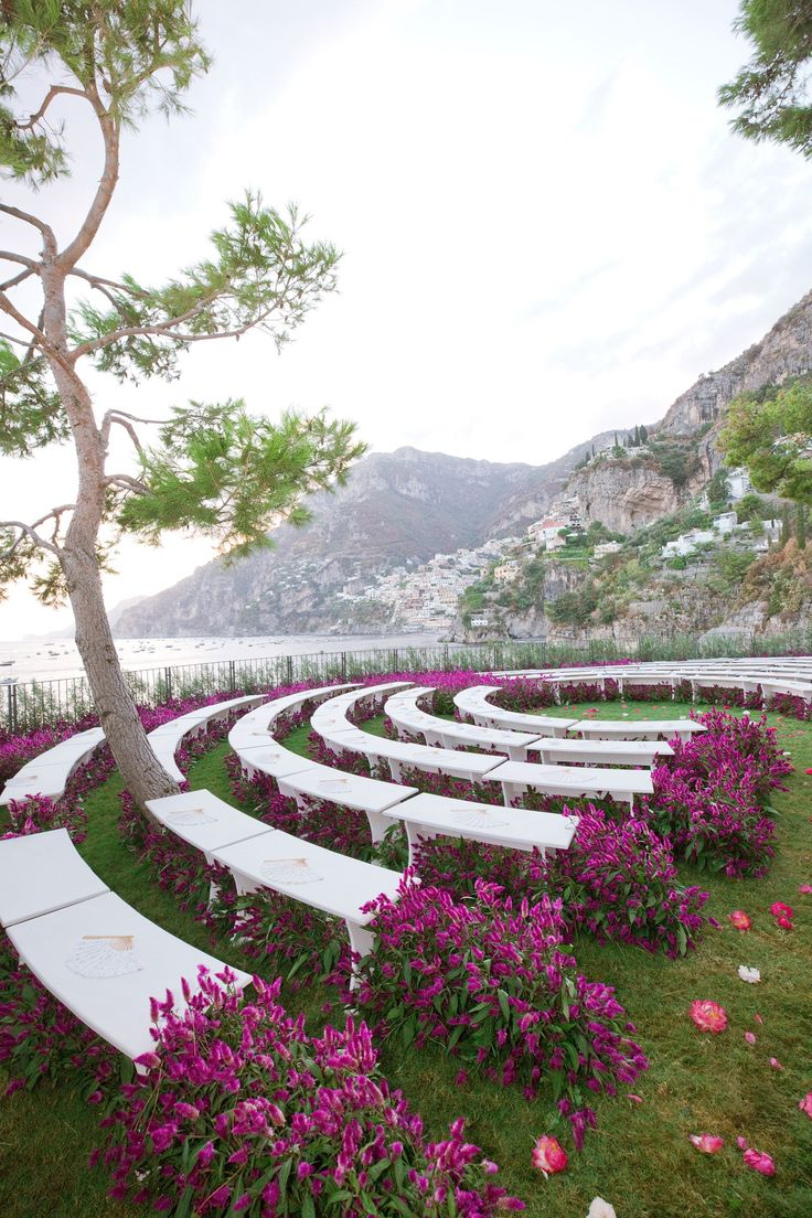 Bumble Founder Whitney Wolfe and Michael Herd's Wedding in Positano
