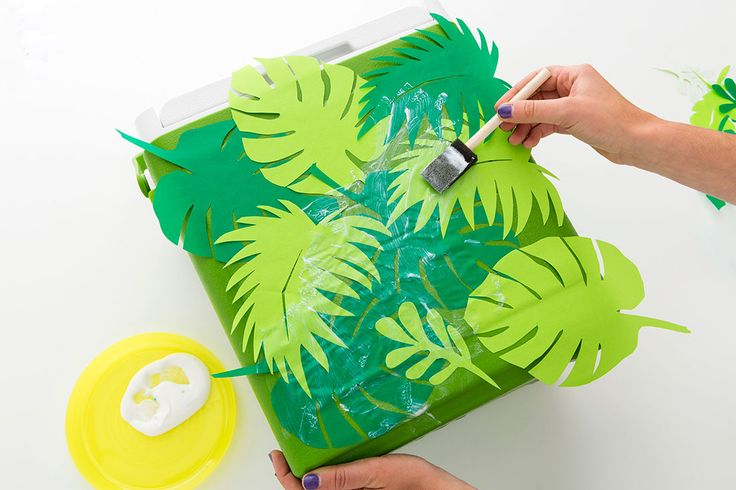 Step up your cooler game with this fun DIY.