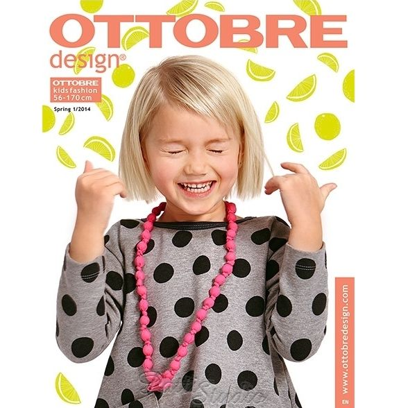 PattiStudio, vyšívané aplikace a časopis Ottobre