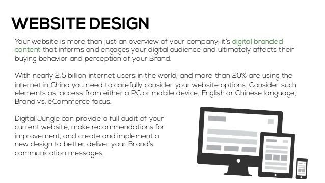 website design proposals - Google Search