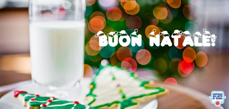 Buon Natale, Bicchiere di latte