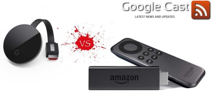 Google and Amazon both are offering one of the strong and the best streaming devices. If you are planning to buy any streaming device here we have some facts about two streaming devices-Google Chromecast Ultra and Amazon Fire TV Stick with Alexa that will help you to decide which one is better.