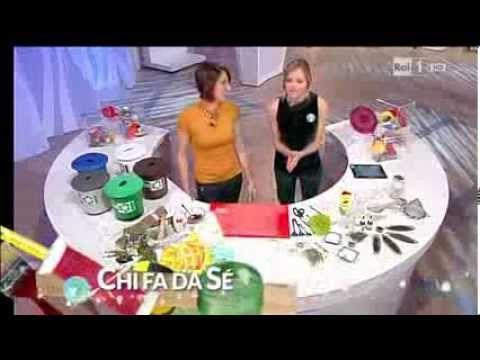 Dentifricio naturale - autoproduzione e decrescita felice - Lucia Cuffaro Rai 1 Chi fa da sè - YouTube