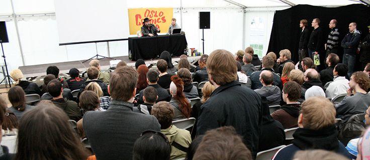 Oslo Comics expo
