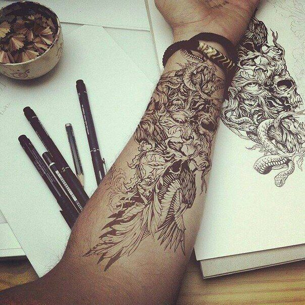 #tatoo#design