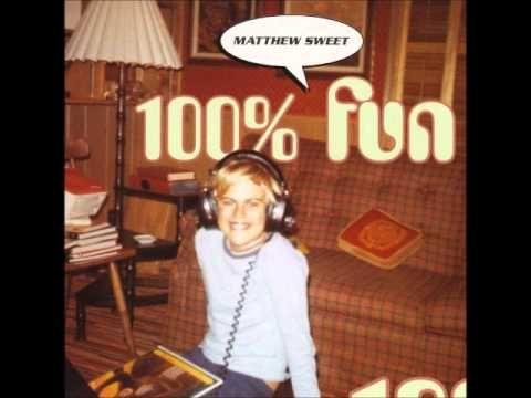 Matthew Sweet - Sick of Myself - original CD version - YouTube
