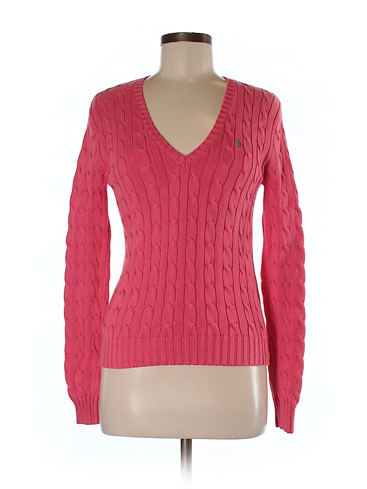 Check it out—Ralph Lauren Sport Pullover Sweater for $19.99 at thredUP!