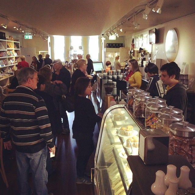 Open Day 2015 - MMP Café #marymackillopplaceshop #marymackillopplaceopenday #cafenorthsydney