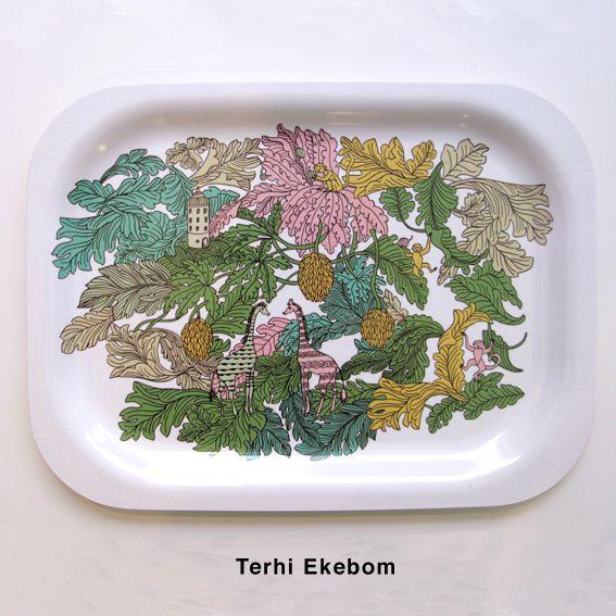 Image of Breakfast trays / Elina Minn, Jenni Rope, Terhi Ekebom