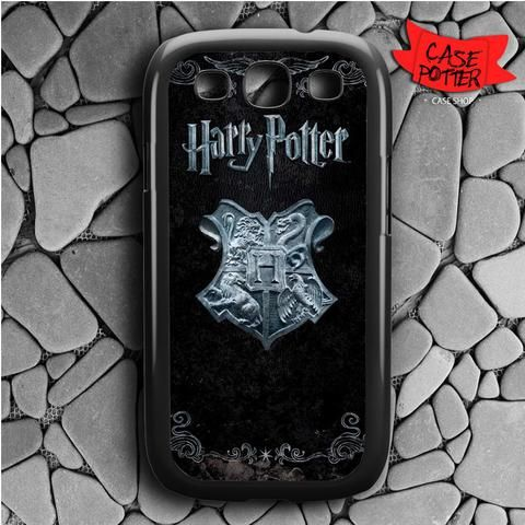 Harry Potter Hogwarts School Samsung Galaxy S3 Black Case