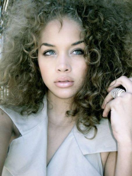 Jasmine Sanders | Biracial curly girl