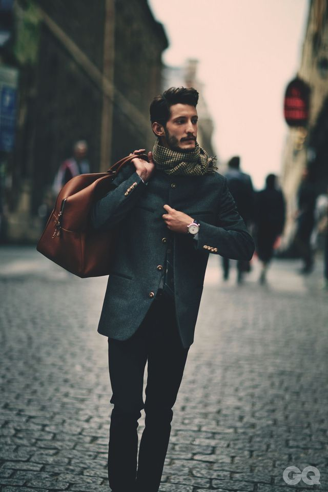 Serie mode Pierre Niney