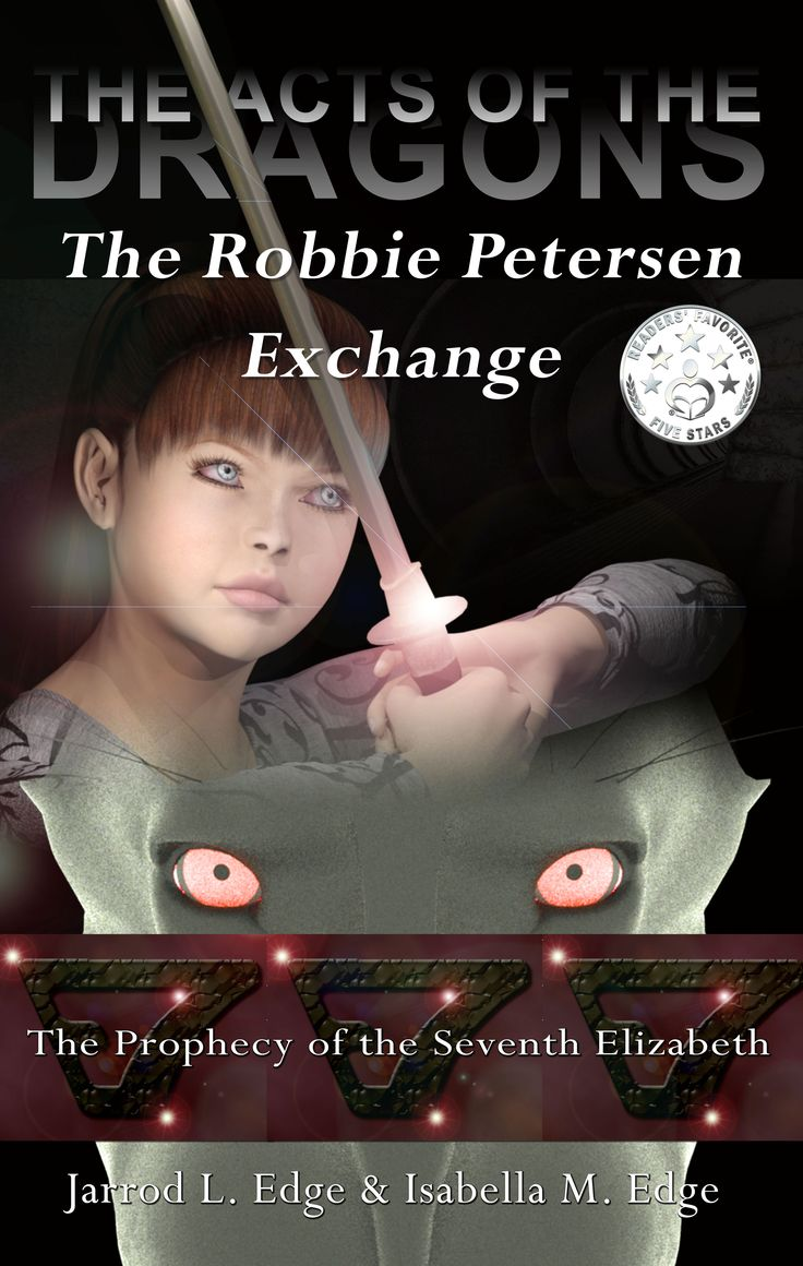 What happens when a group of children with extraordinary skills, go undercover at a school and inadvertently become the target of a sinister plot?  Read all about it in the short story The Robbie Petersen Exchange from award-winning authors Jarrod L. Edge and Isabella M. Edge.