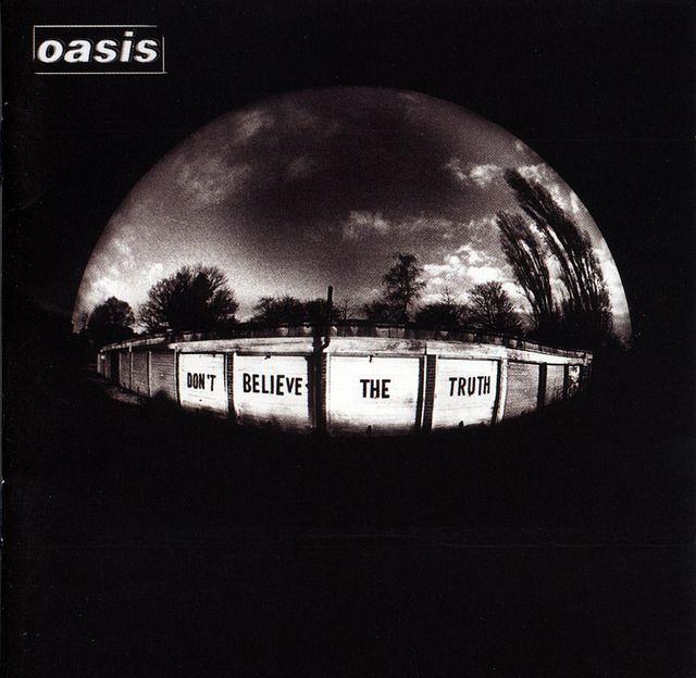 Oasis album artwork