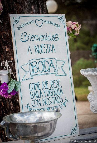 Carteles para tu boda #wedding #bodas #boda #bodasnet #decoración #decorationideas #decoration #weddings #inspiracion #inspiration #photooftheday #love #beautiful #bride