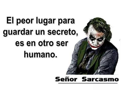 Un secreto es un secreto se 241 or sarcasmo pinterest