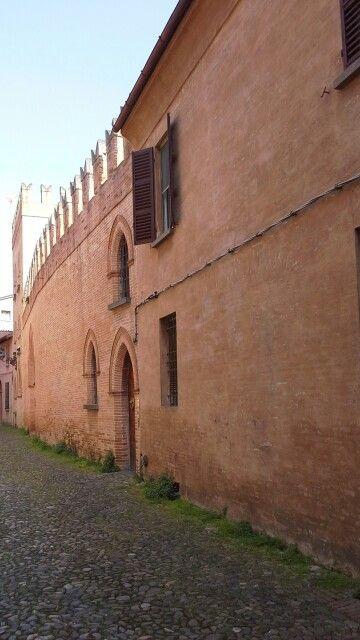 Via Maldenti, centro storico