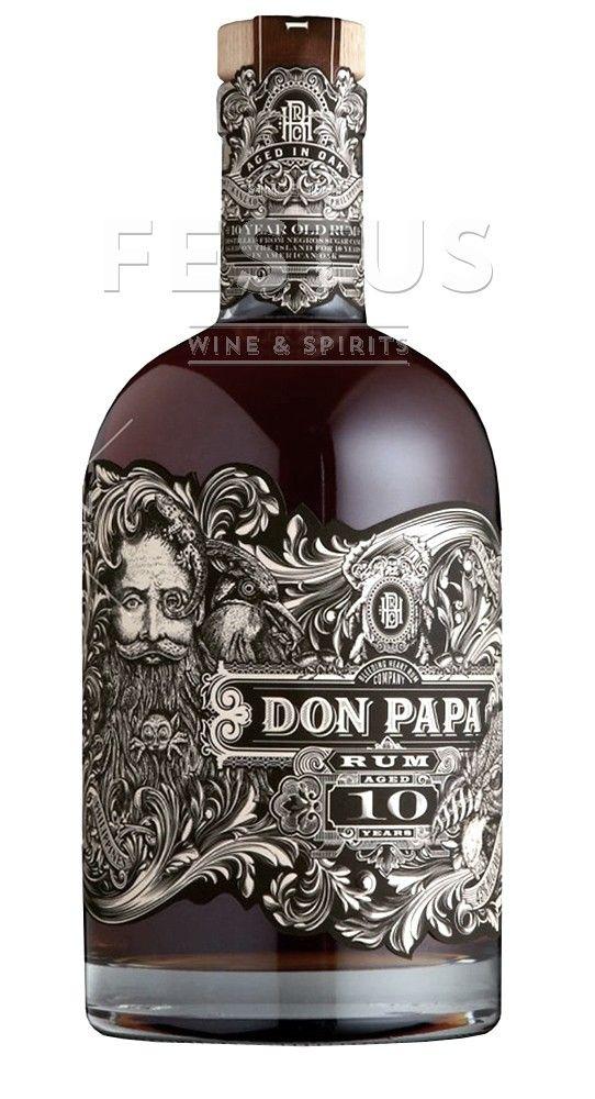 Festus | Don Papa 10 YO Rum