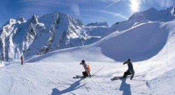 Ski Holidays To France with school pals x