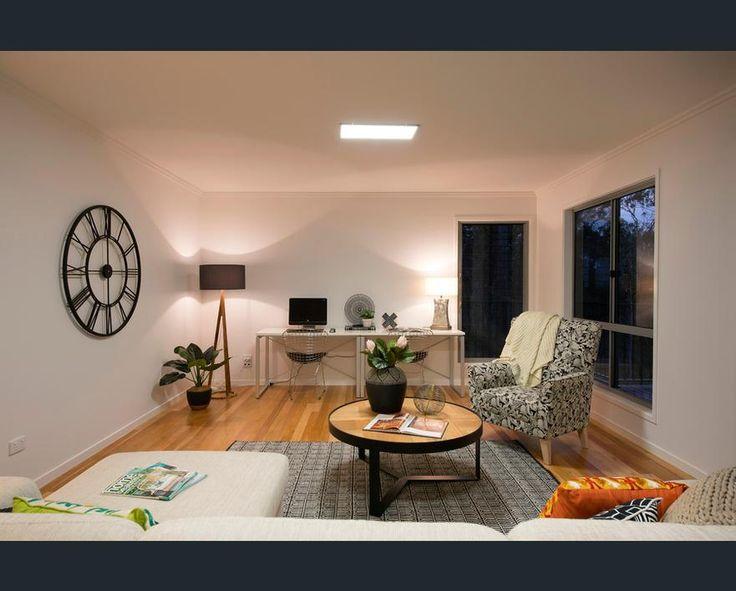 Modern open plan living in Brisbane, Queensland | Tru-Built Builders Queensland.