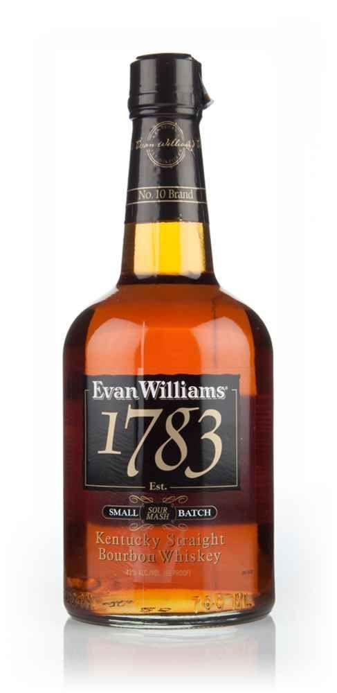 Evan Williams 1783 - Master of Malt - no sulfates!!!