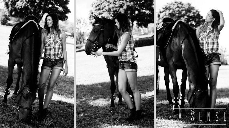 horses#SOPOT#hipodrom#Roxana#session#la sense#jeans#fashion#denim#