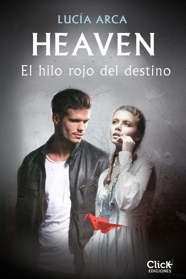 """Post exprés: Nuevo libro de Lucía Arca """"Heaven, el hilo rojo del destino"""""""