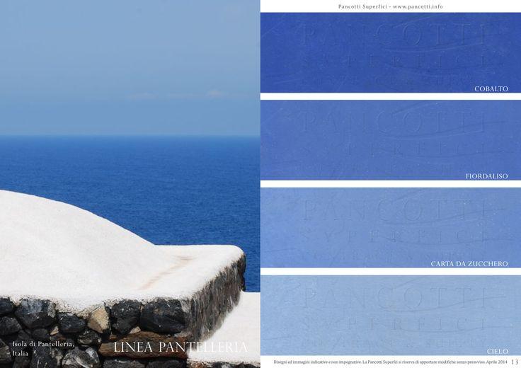 Pantelleria | home style #colourspalette