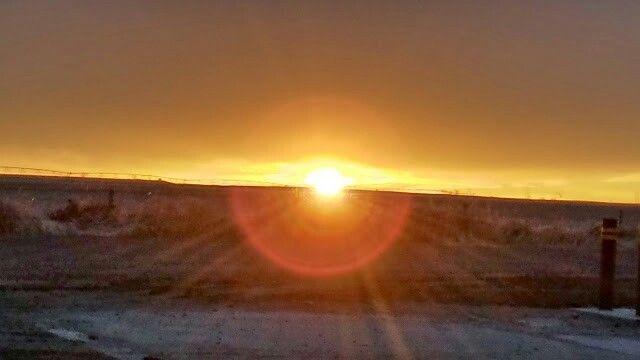 Good morning Jumping Pond Alberta