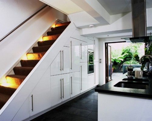 Kitchens Under the Stairs-30-1 Kindesign