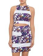Maurie & Eve Forever Sleeveless Mini Dress $169.00 #davidjones #dress #shop #fashion #style #party #love #colour #maurie&eve #print