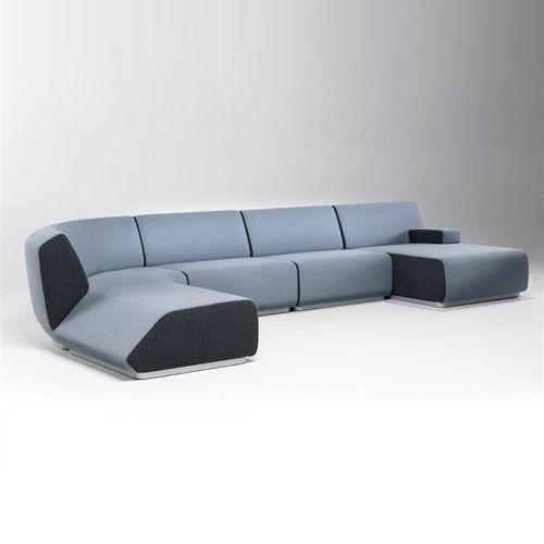 Manhattan sofa- design Patrick Norguet- Artifort