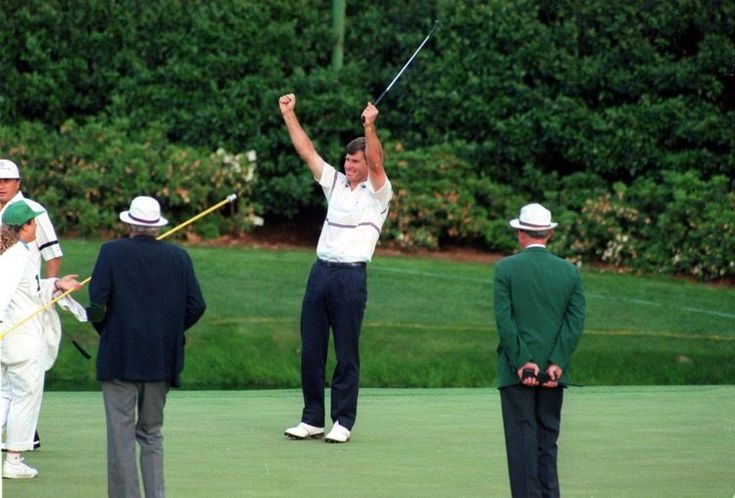 Bonus Golf at Augusta: All the Playoffs in Masters History
