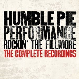 Humble Pie: Complete Performance-Rockin' the Fillmore  #christmas #gift #ideas #present #stocking #santa #music #records