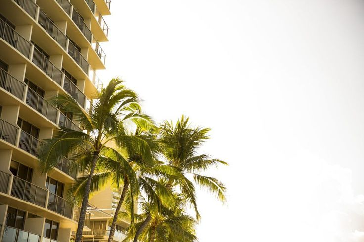 Outrigger Reef Waikiki Beach Resort - exterior