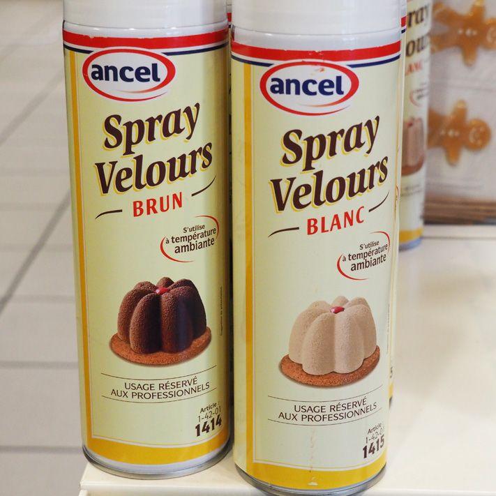 spray velours p magasin usine
