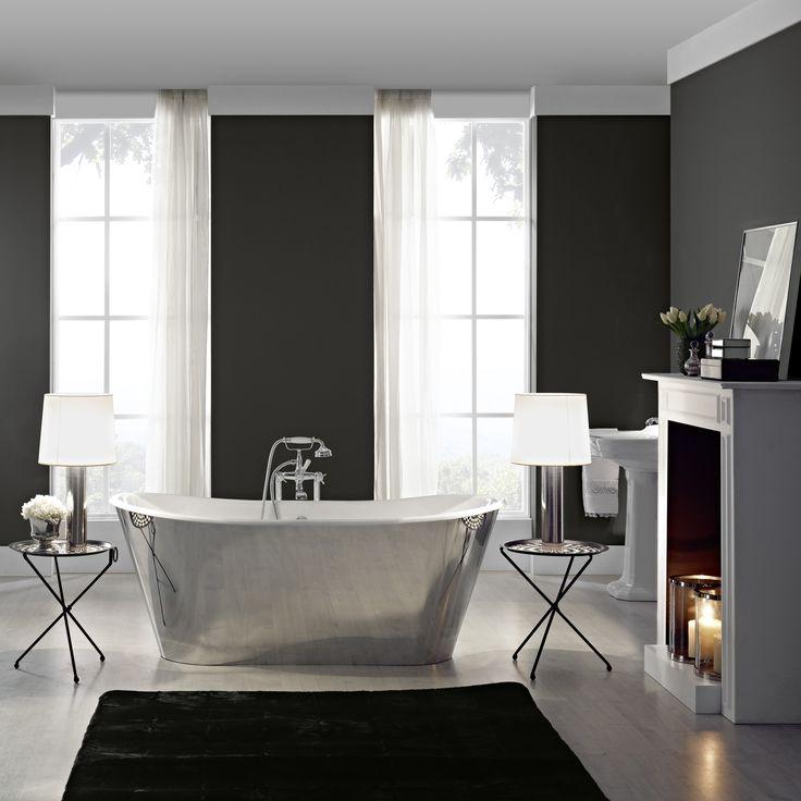 IRIS bathtub