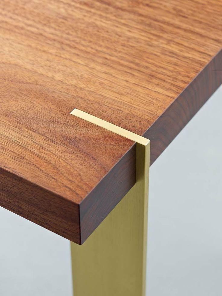 Les 370 meilleures images propos de coffee table inspiration sur pinterest mesas pieds de - Tafel met chevet ...