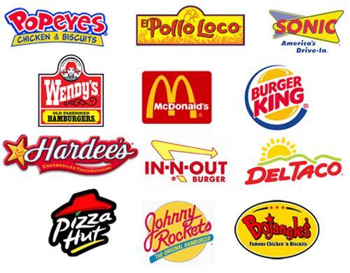 Fast Food Local Resturants