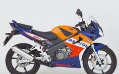 Honda CBR 125 Background Pictures